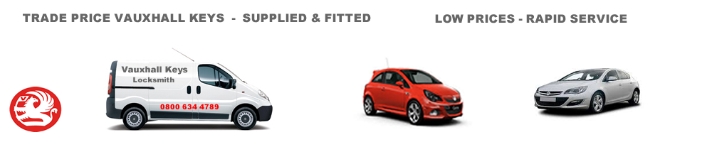 Independent Vauxhall Keys Auto Locksmiths