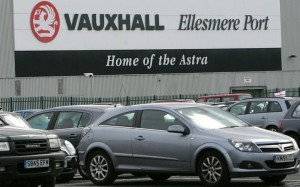 Vauxhall keys ellesmere port